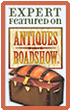 Antiques Roadshow expert appraiser